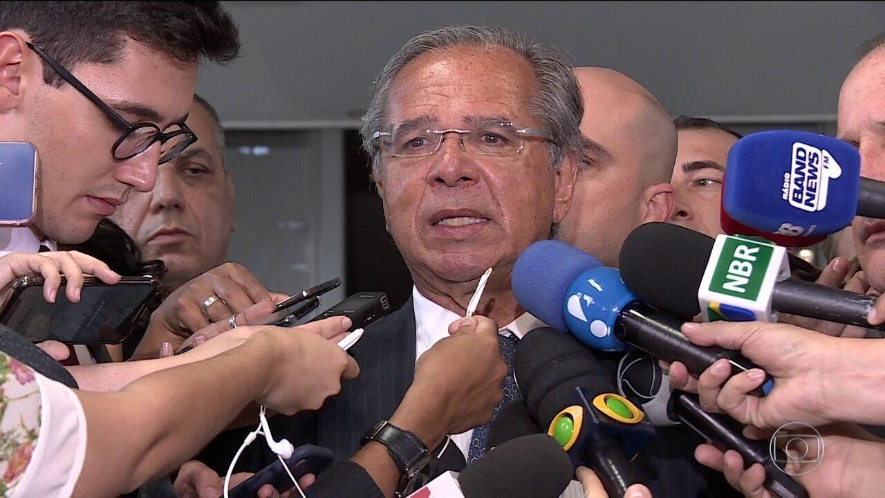 Paulo Guedes dá mais detalhes sobre a reforma da Previdência