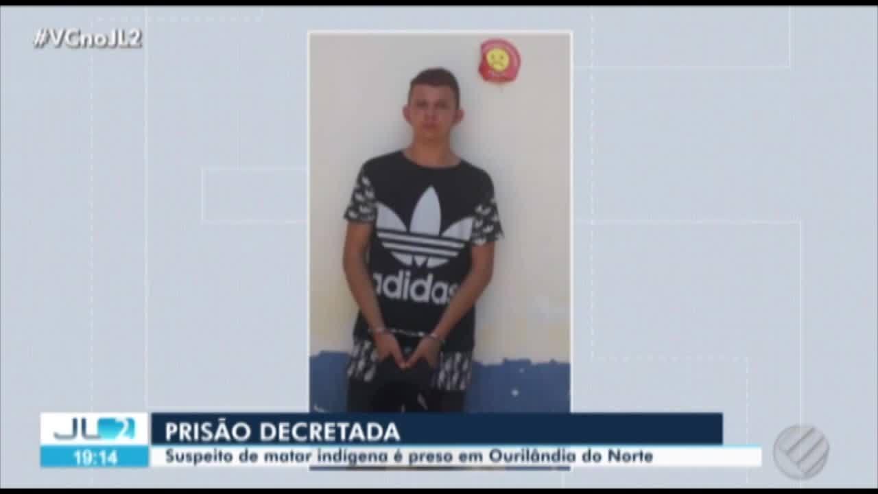 Homem é preso suspeito de matar indígena em Ourilândia do Norte, no Pará