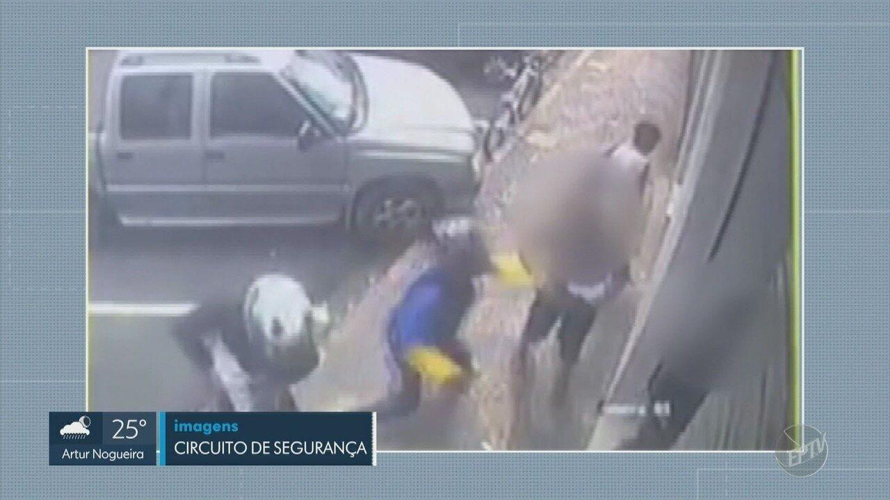 Assaltantes invadem lotérica e fazem funcionários e clientes de reféns