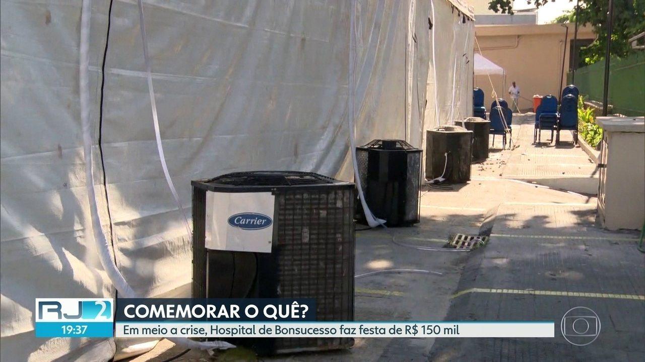 Ministro da Saúde vai fazer força-tarefa nos seis hospitais do Rio