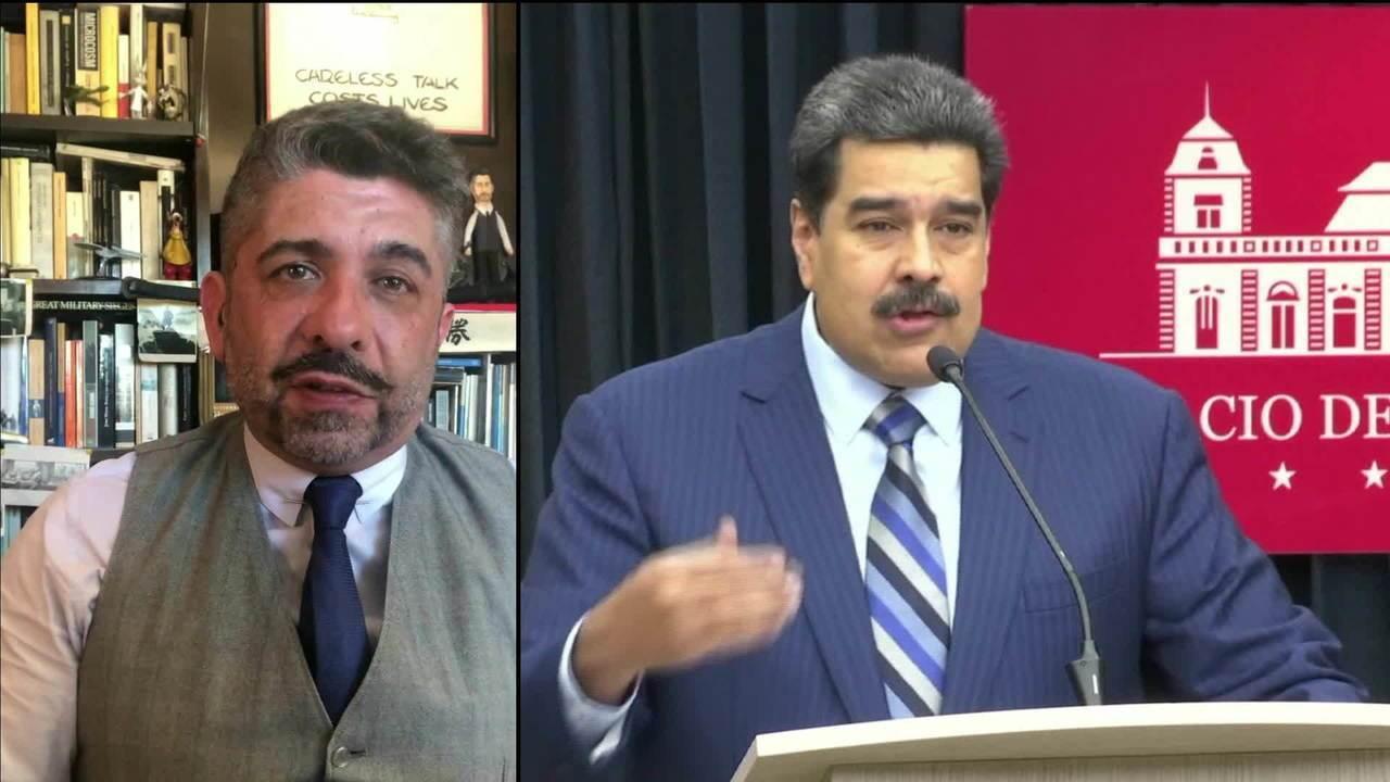 Um dia após posse, oposição se reúne e quer saída de Maduro do poder
