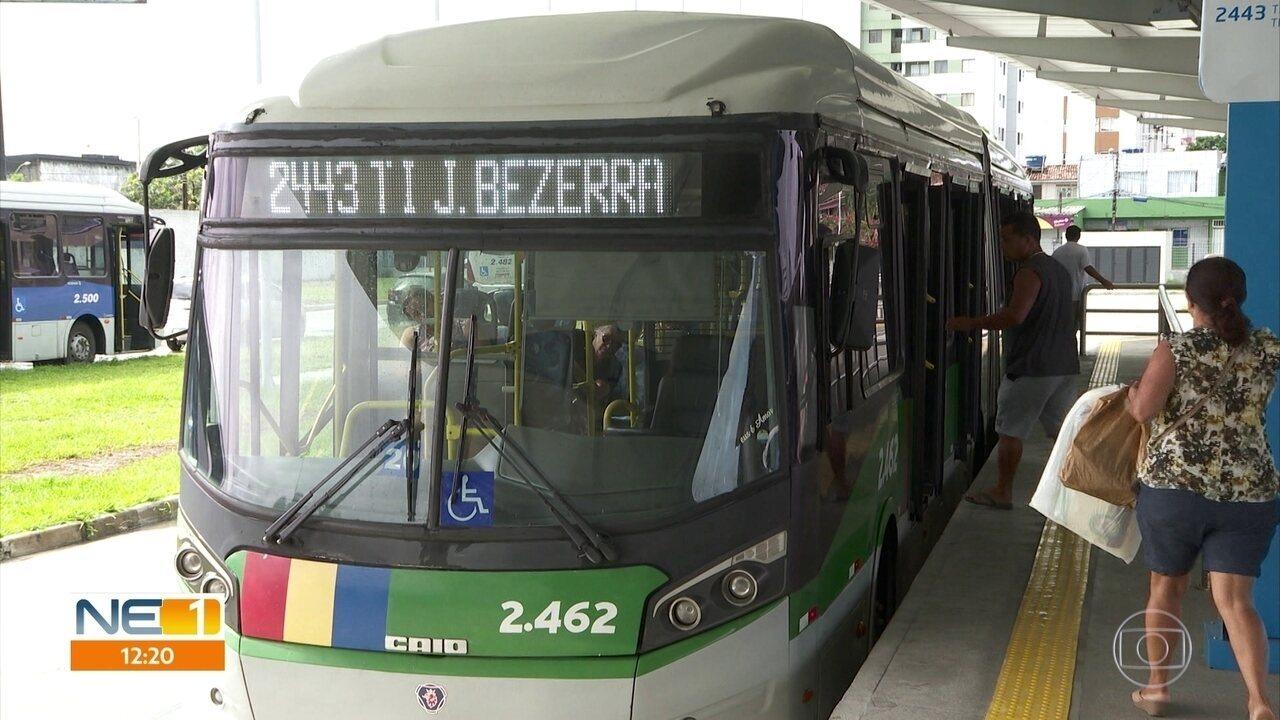 Passageiros avaliam mudanças no TI CDU, no Recife