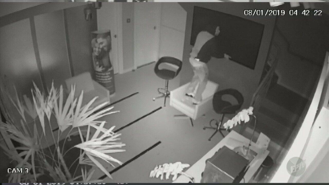 Comerciantes denunciam série de furtos no Cambuí, em Campinas