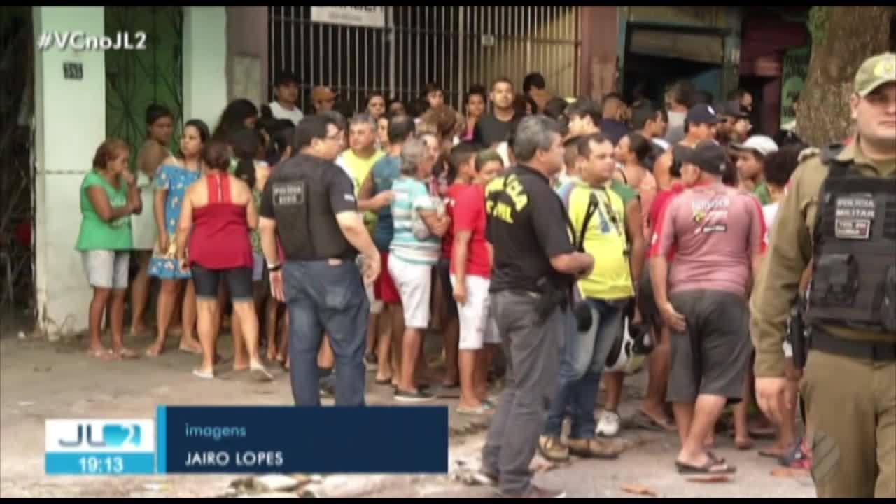 Homem é morto a tiros no bairro do Guamá, em Belém