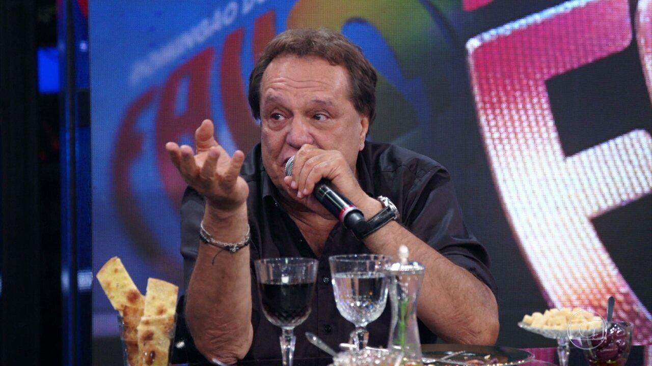 Dennis Carvalho se emociona ao falar da morte do filho com Christiane Torloni