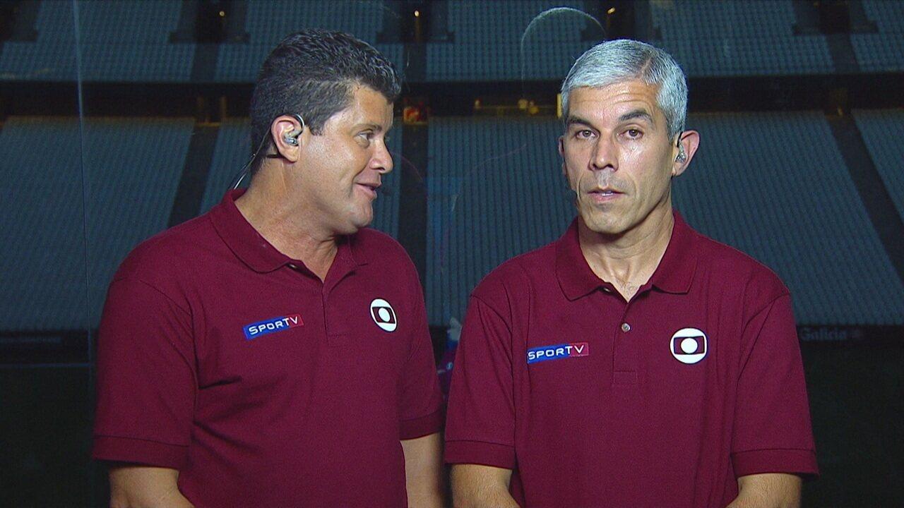 Ricardinho diz que Santos não precisa contratar goleiro e pede