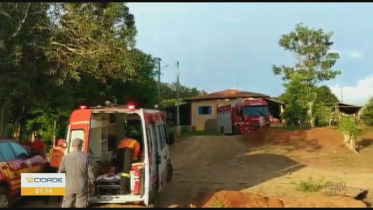 Família atacada por abelhas se perde em mata de Santa Rita do Passa Quatro