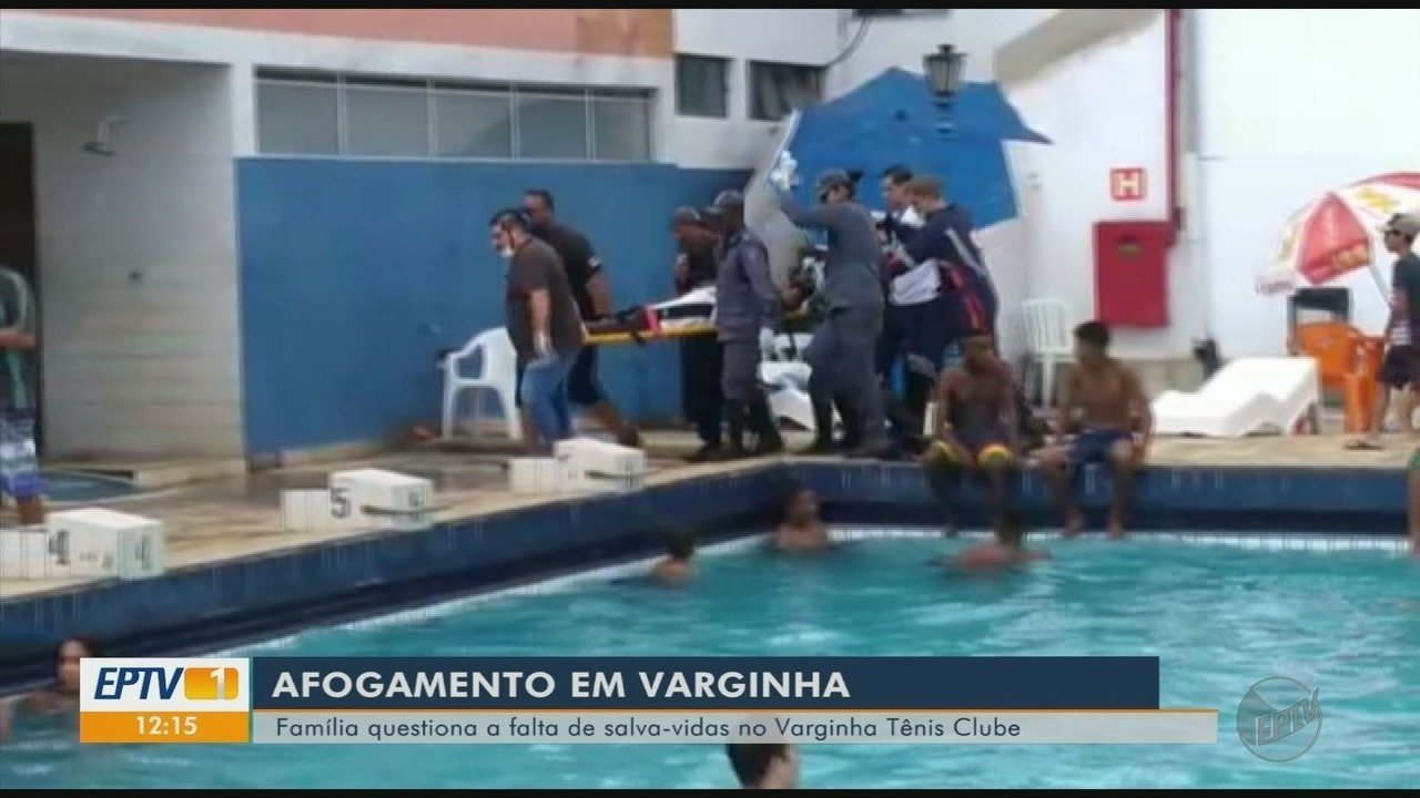 Jovem de 19 anos morre após se afogar em piscina de clube de Varginha