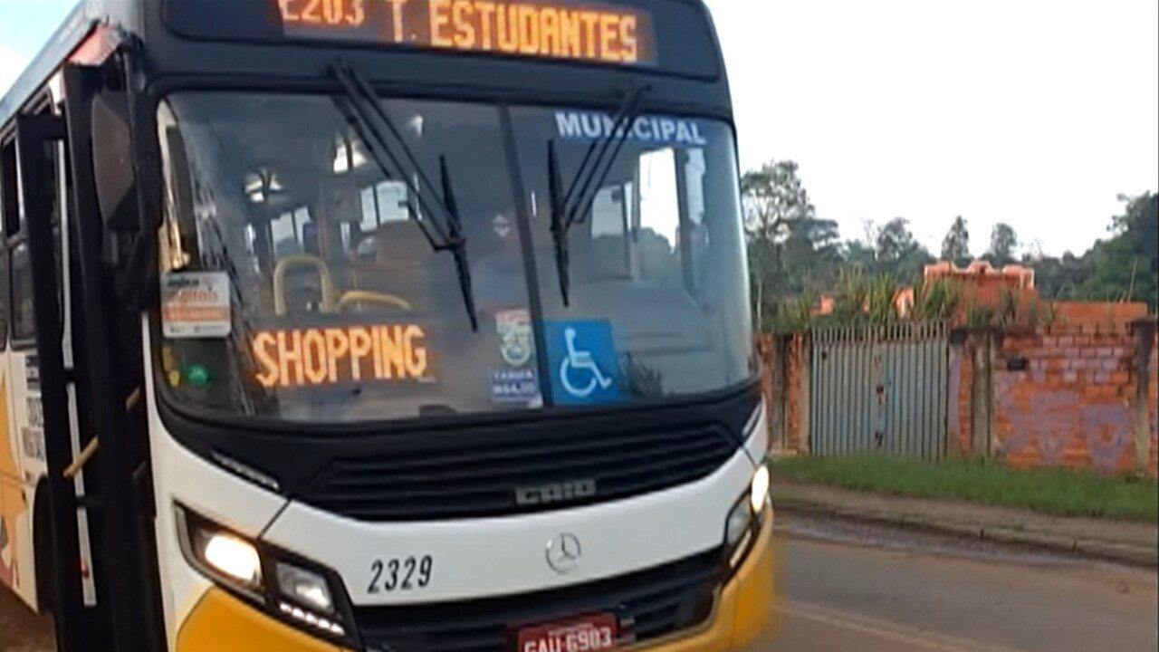 Passagem de ônibus aumenta para R$ 4,50 nesta segunda-feira em Mogi das Cruzes