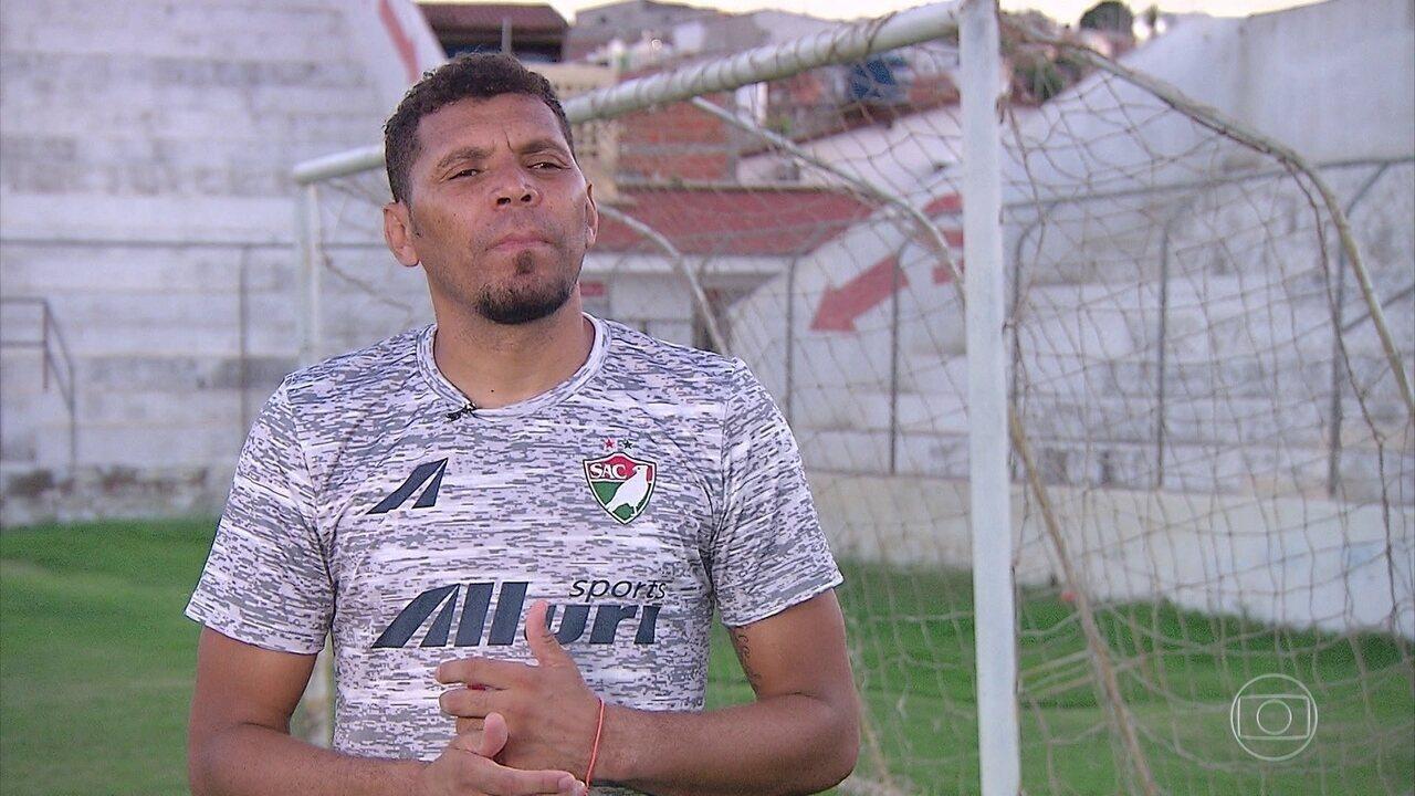 Salgueiro aposta na experiência dos goleiros do clube para chegar ao título estadual