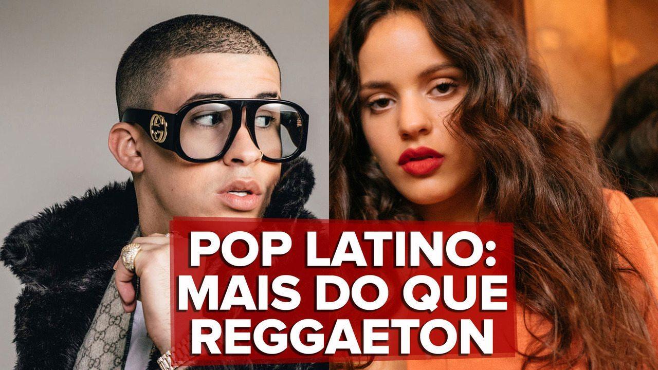 O pop latino vai além do reggaeton?