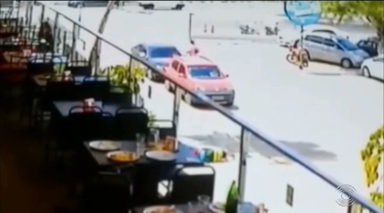 Briga por causa de vaga em estacionamento termina com mototaxista baleado na PB