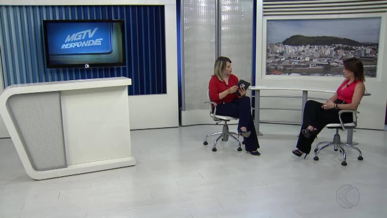 Campanha 'Janeiro Branco' foi tema do MGTV Responde da última terça (15)