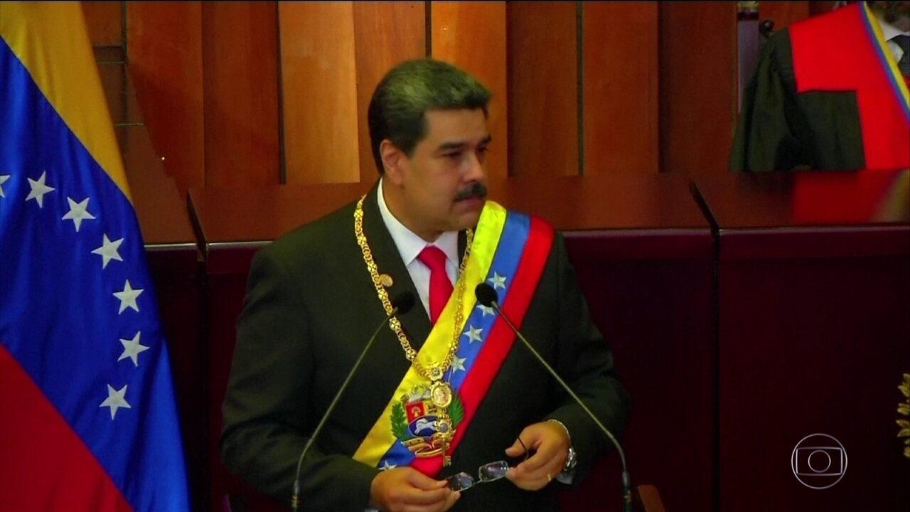 Assembleia Nacional declara Maduro usurpador do cargo de Presidente