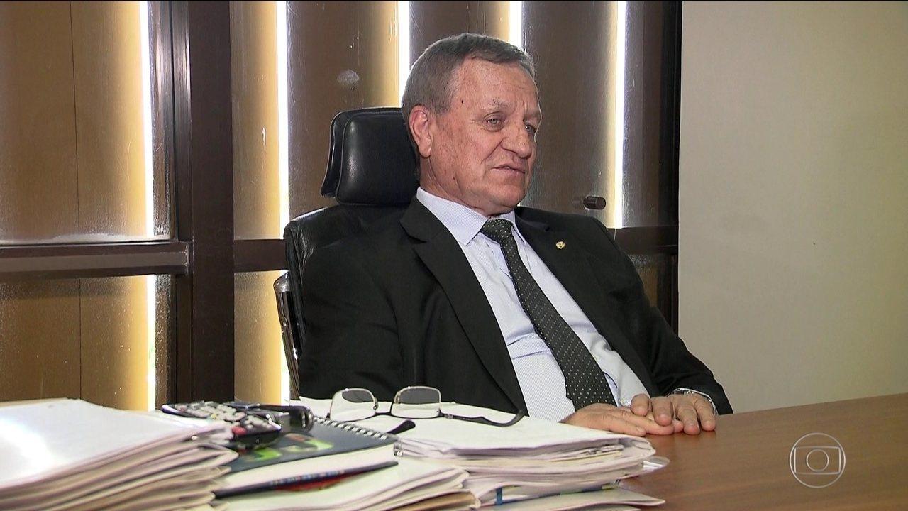 Novo diretor do Serviço Florestal Brasileiro é deputado ligado à bancada ruralista