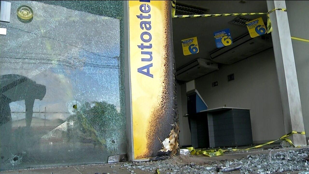 Mais um dia de violência no Ceará