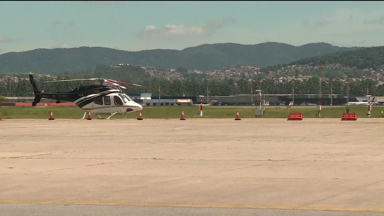 Aeroporto de Guarulhos inaugura o primeiro terminal de aviação executiva