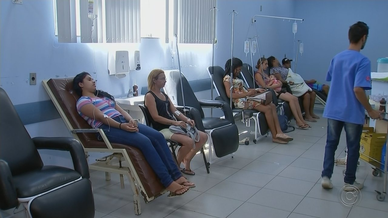 Epidemia de dengue provoca lotação em unidades de saúde de Bauru