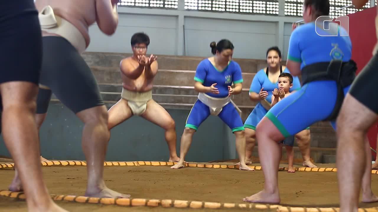 SP abriga único ginásio público de sumô fora do Japão