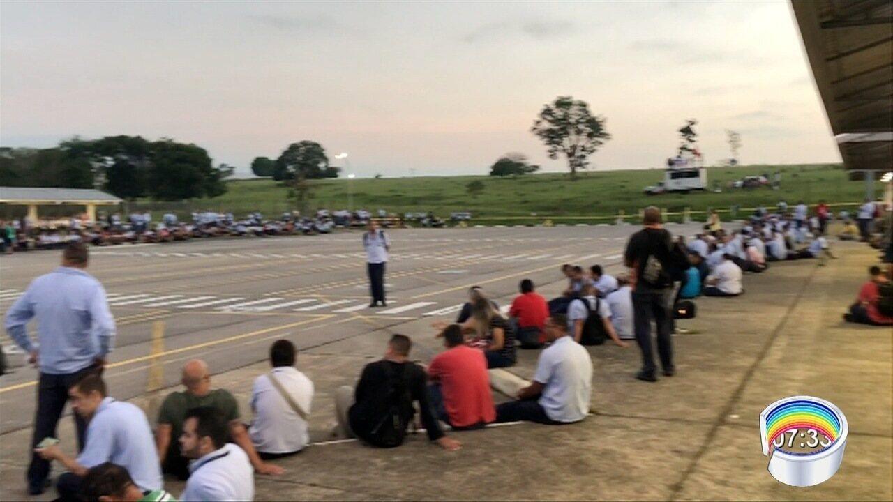 Sindicato apresenta a trabalhadores reivindicações da GM para investir em São José