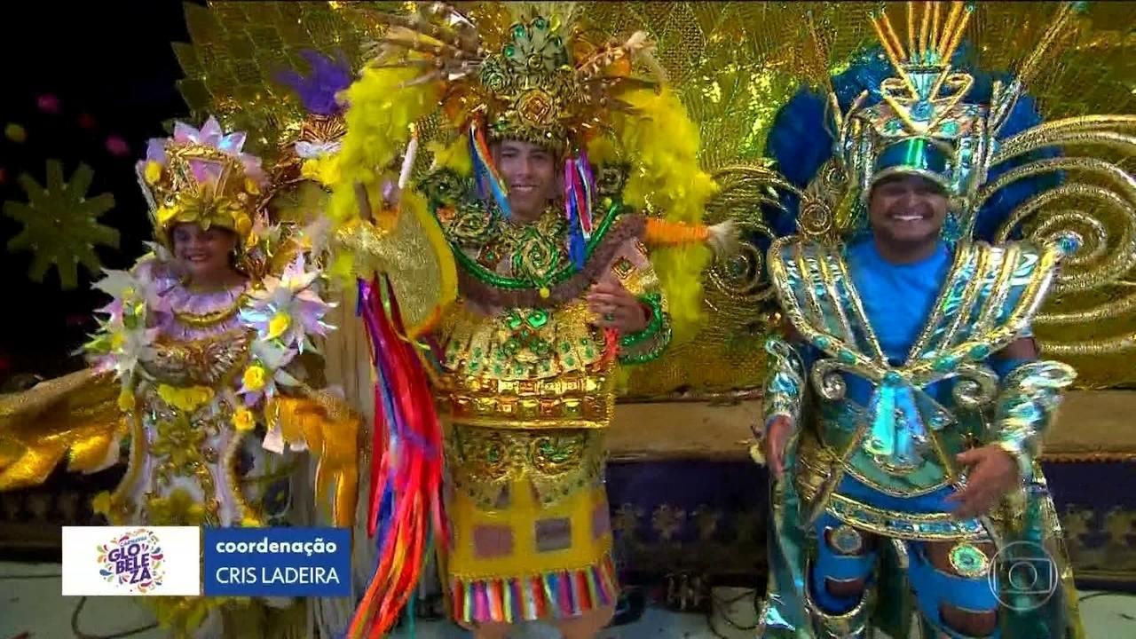 Unidos de Vila Maria homenageia este ano a cultura dos peruanos