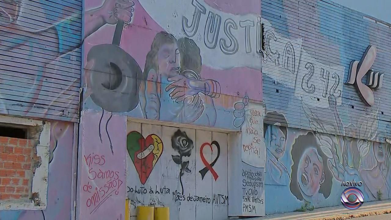Incêndio da Kiss que vitimou 242 pessoas em Santa Maria completa seis anos neste domingo