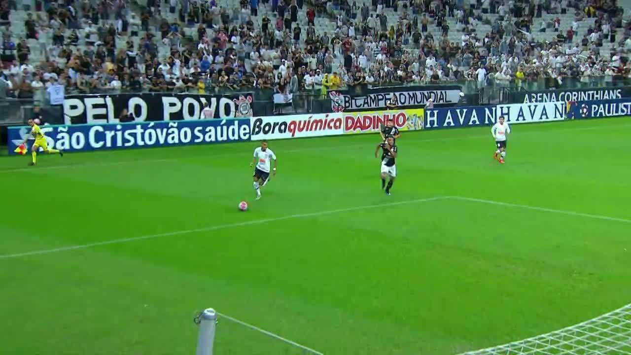 Melhores momentos de Corinthians 1 x 0 Ponte Preta pela 3ª rodada do Campeonato Paulista