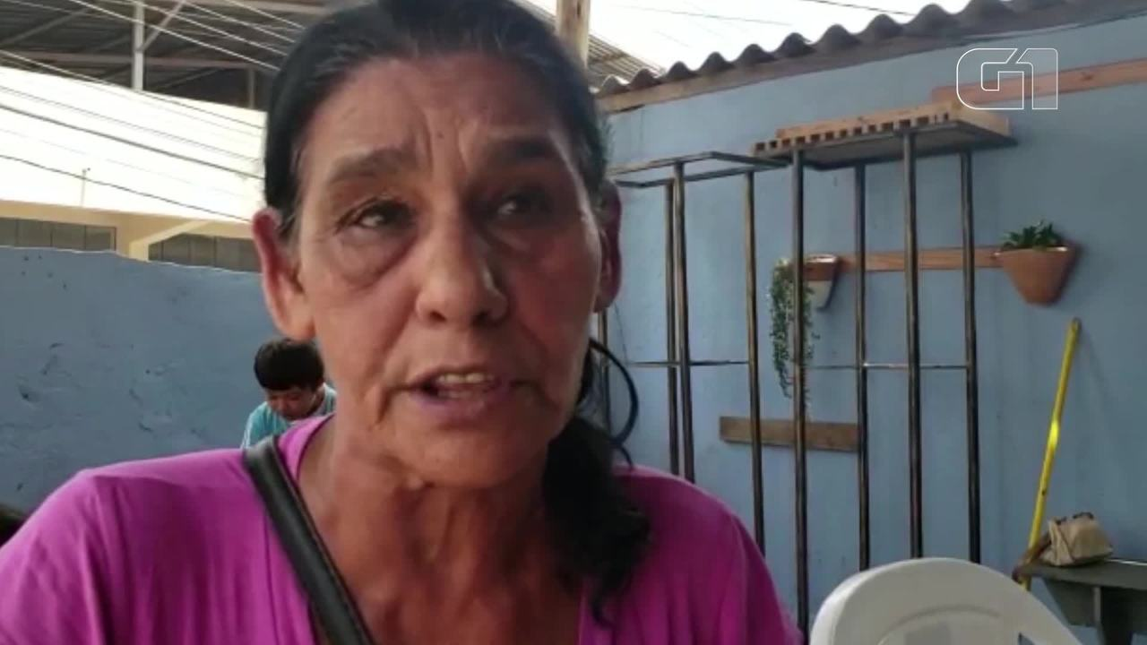 Dona de casa conta que acordou com o soar da sirene em Brumadinho