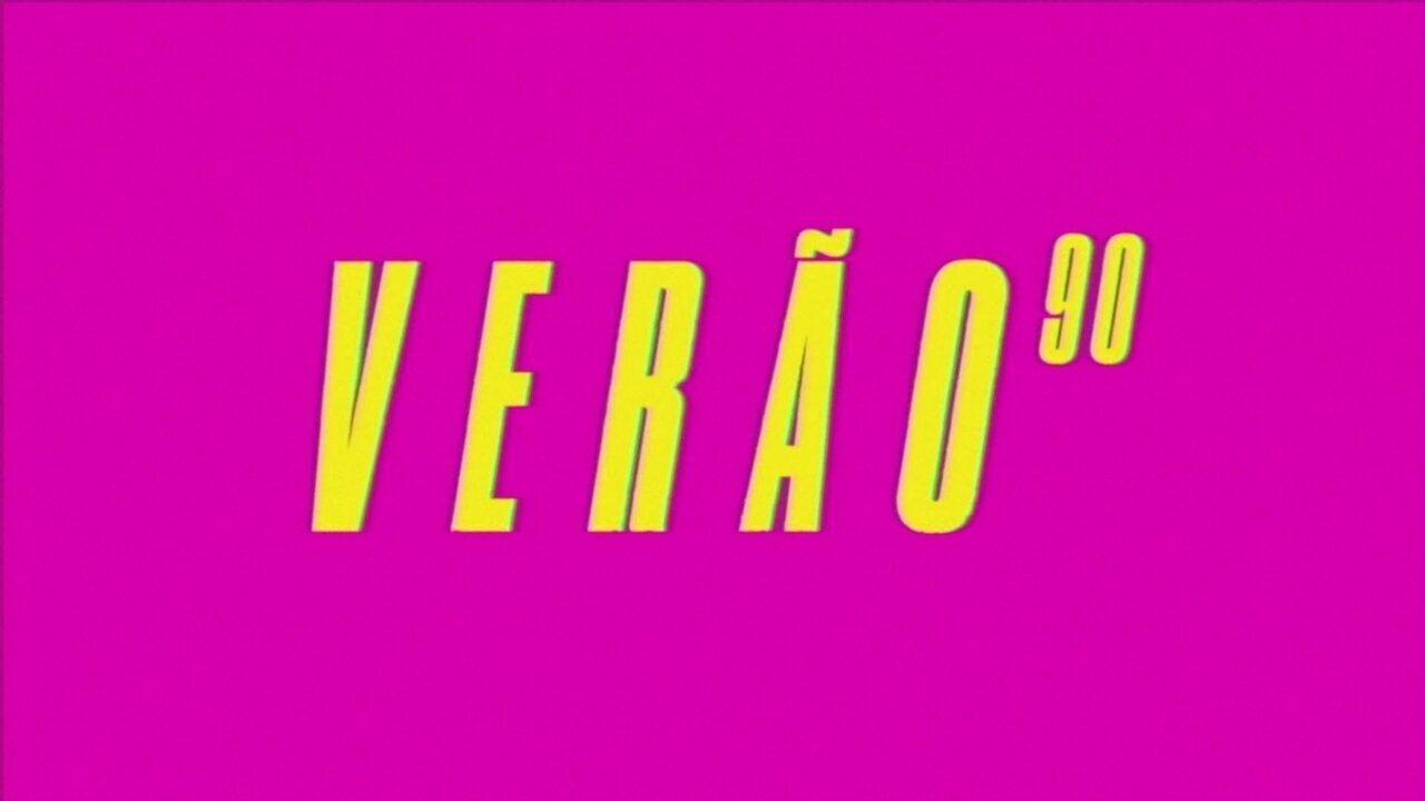 'Verão 90': abertura tem referências da década e coreógrafa de Anitta