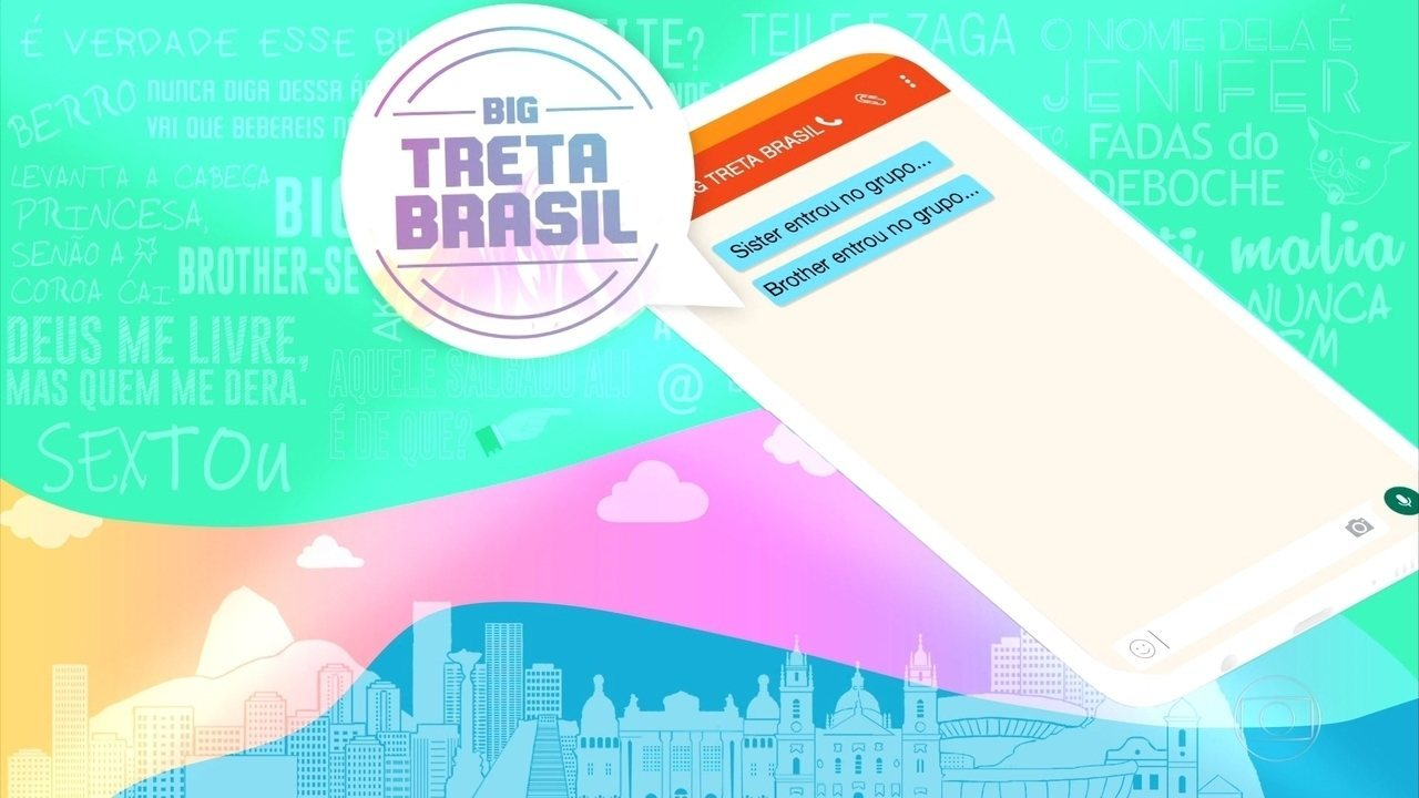 Big Treta Brasil: Elana é ignorada por brothers