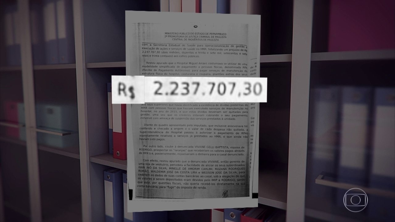Polícia procura ex-diretor do Hospital Miguel Arraes suspeito de desviar R$ 2,2 milhões