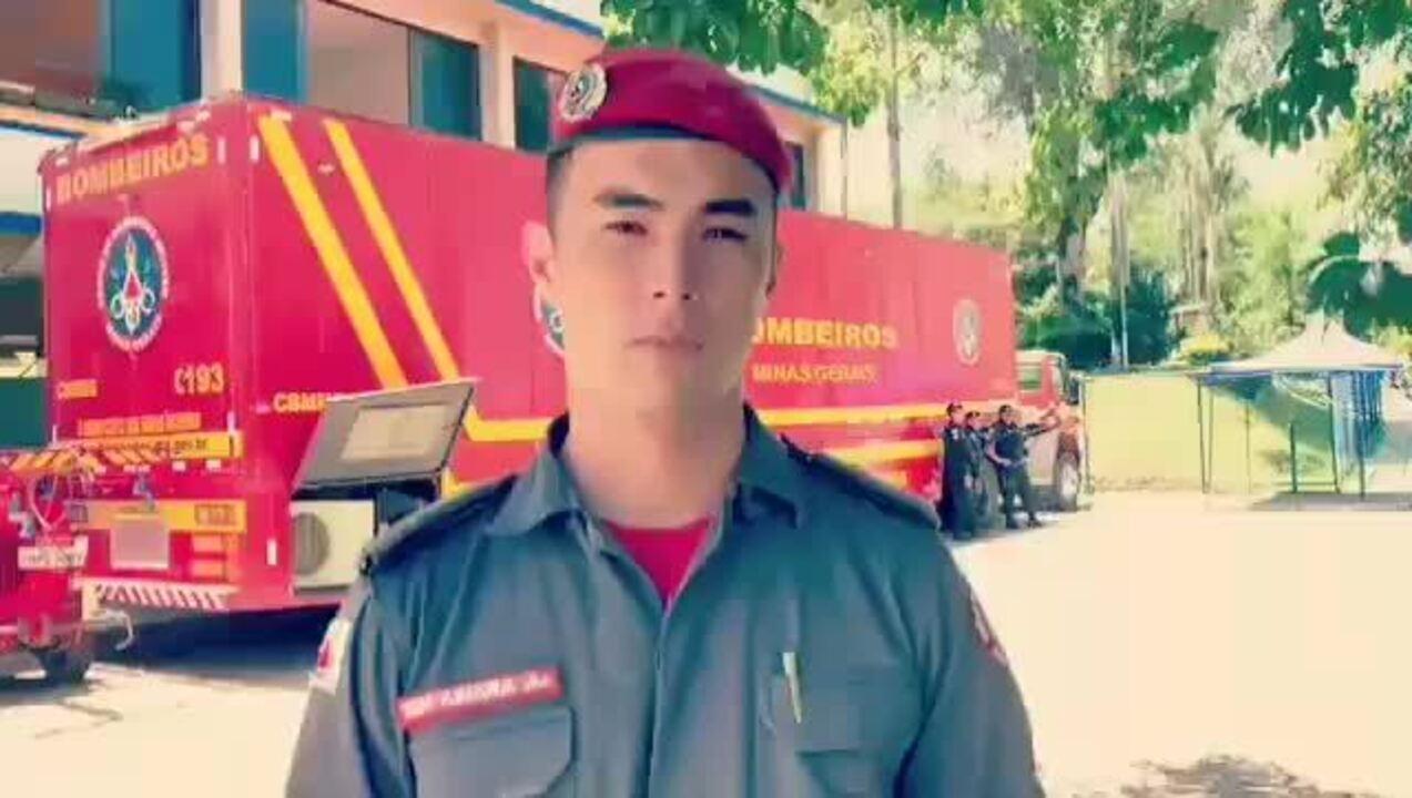 Bombeiros alertam sobre Fake News em Brumadinho, na Grande BH