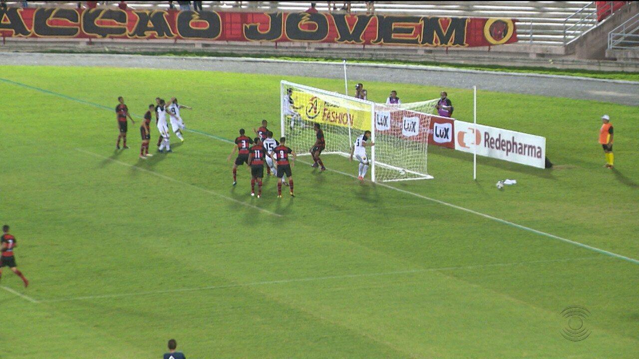 494b1fa76504c Botafogo-PB vence o Campinense no Estádio Amigão