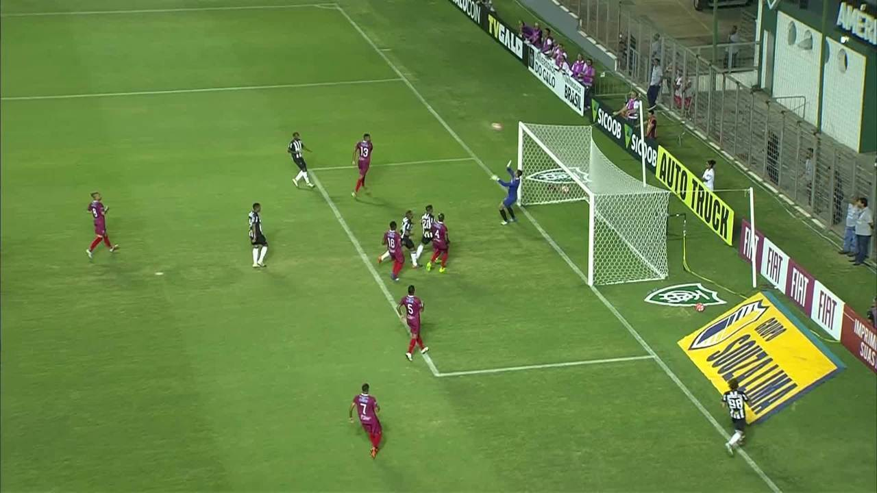 Melhores momentos de Atlético-MG 2 x 0 Guarani-MG, pelo Campeonato Mineiro