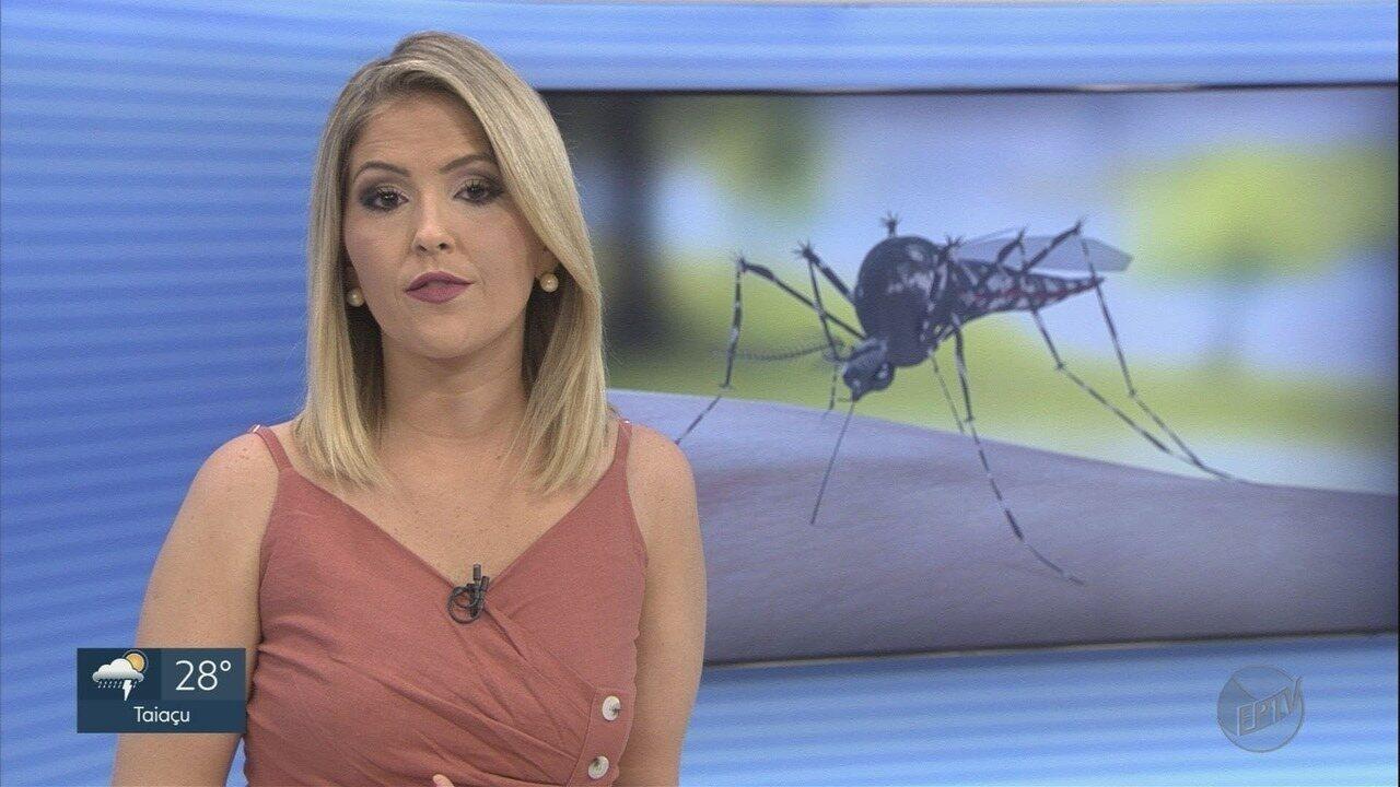 Homem morre por suspeita de dengue em São Joaquim da Barra, SP