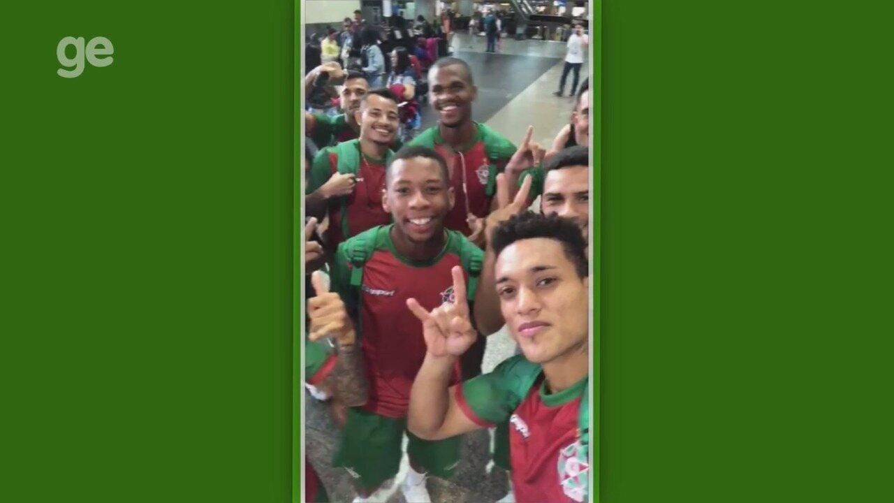 Jogadores do Boa mandam recado para torcida antes de estreia