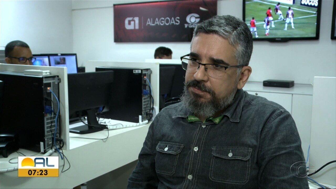 GloboEsporte.com vai transmistir estreia do CSA na Copa do Brasil
