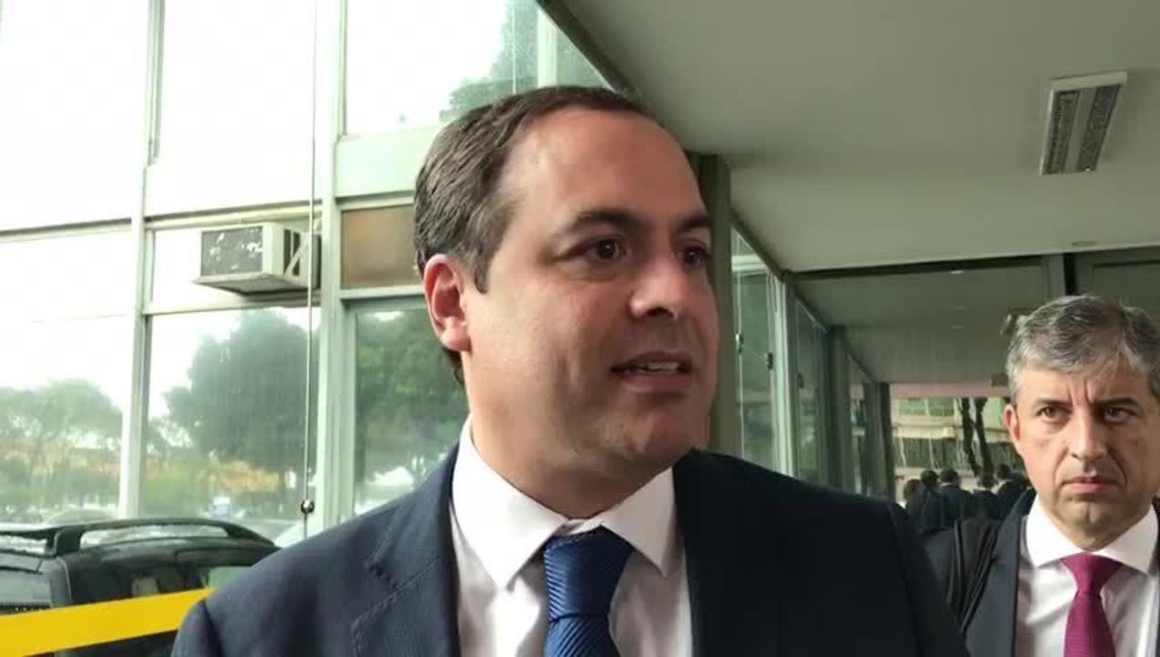 Paulo Câmara disse que reforma da Previdência será apresentada no dia 20 aos governadores