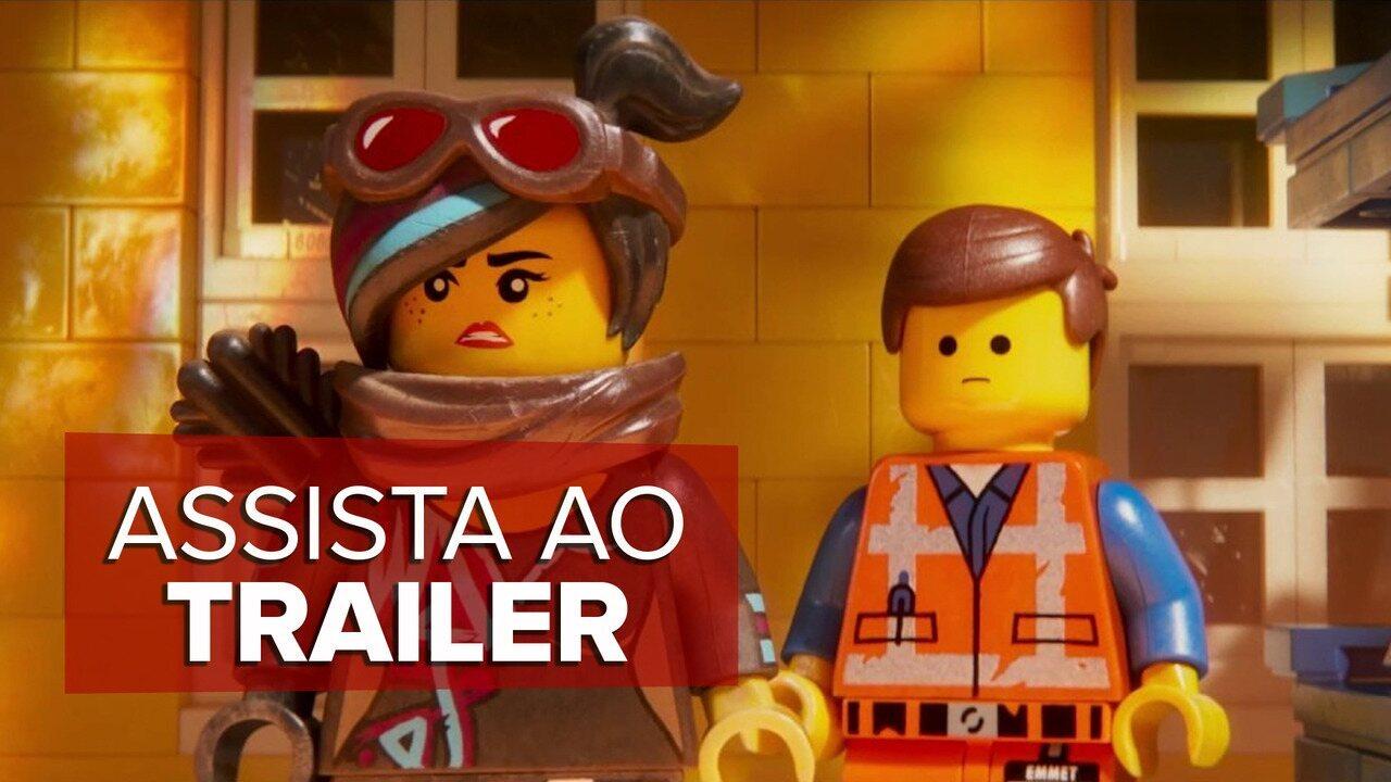 Veja o trailer de 'Uma aventura Lego 2