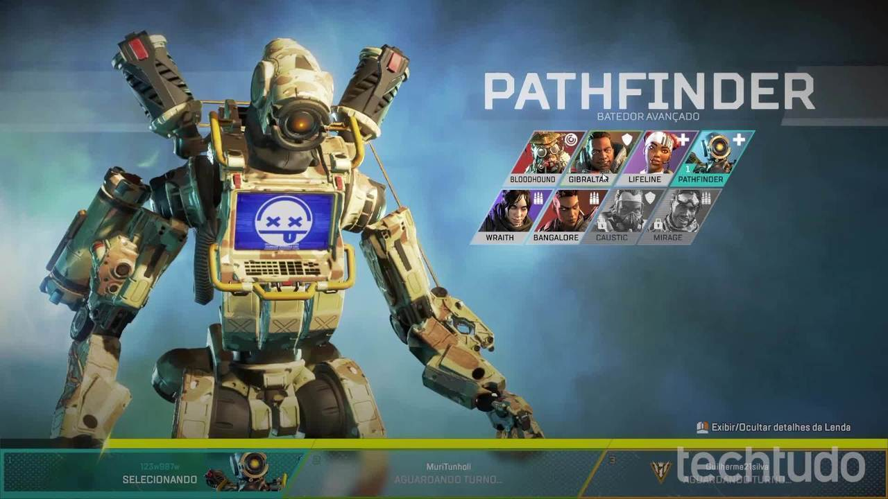 Apex Legends: gameplay em português do jogo para PS4, Xbox One e PC