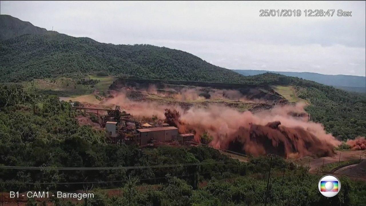 PF diz que Vale sabia de problemas em sensores da barragem de Brumadinho