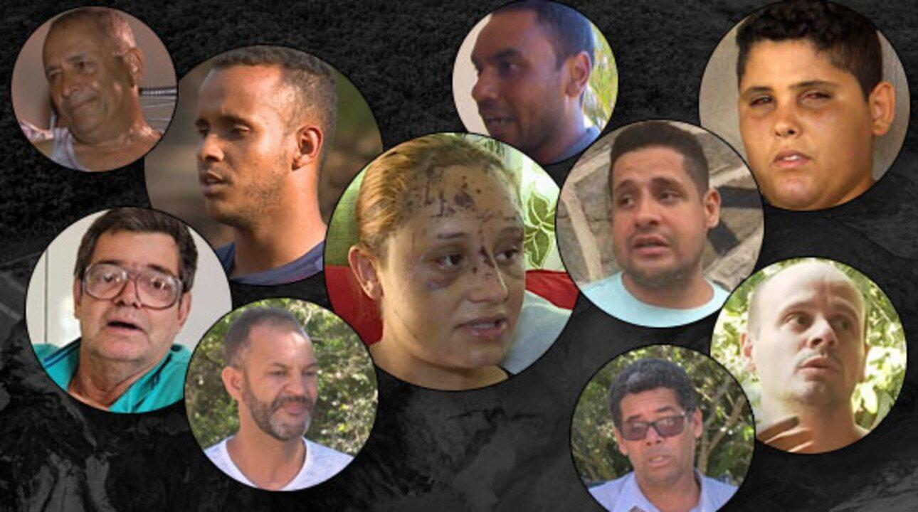 Brumadinho: Sobreviventes relatam como escaparam da tragédia