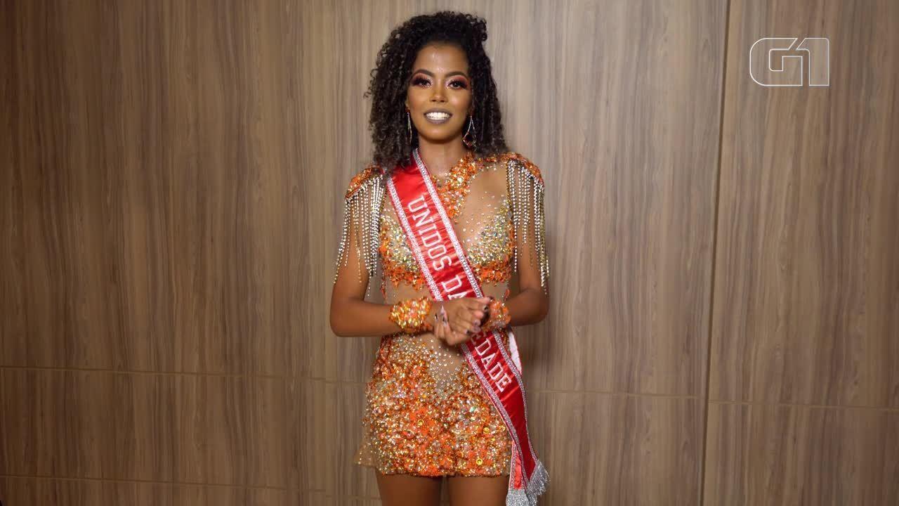 Conheça Karolyne Bruno Miranda de Moraes, representante da Piedade no Garota do Samba 2019