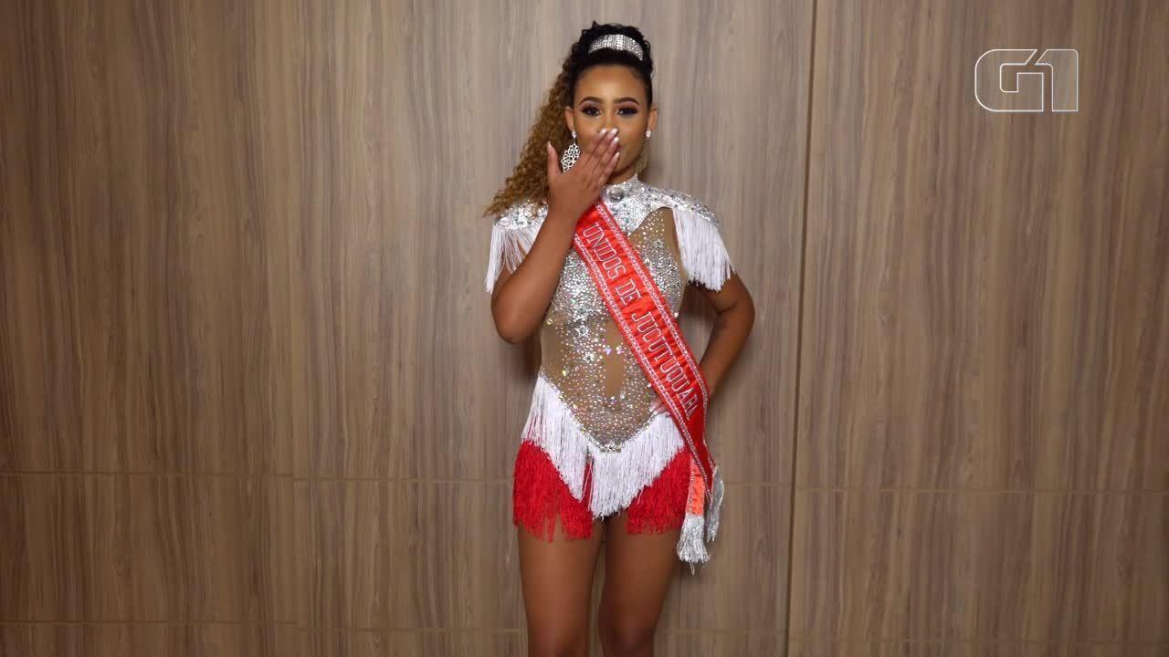 Conheça Fernanda Sabino Moraes, representante da Jucutuquara no Garota do Samba 2019