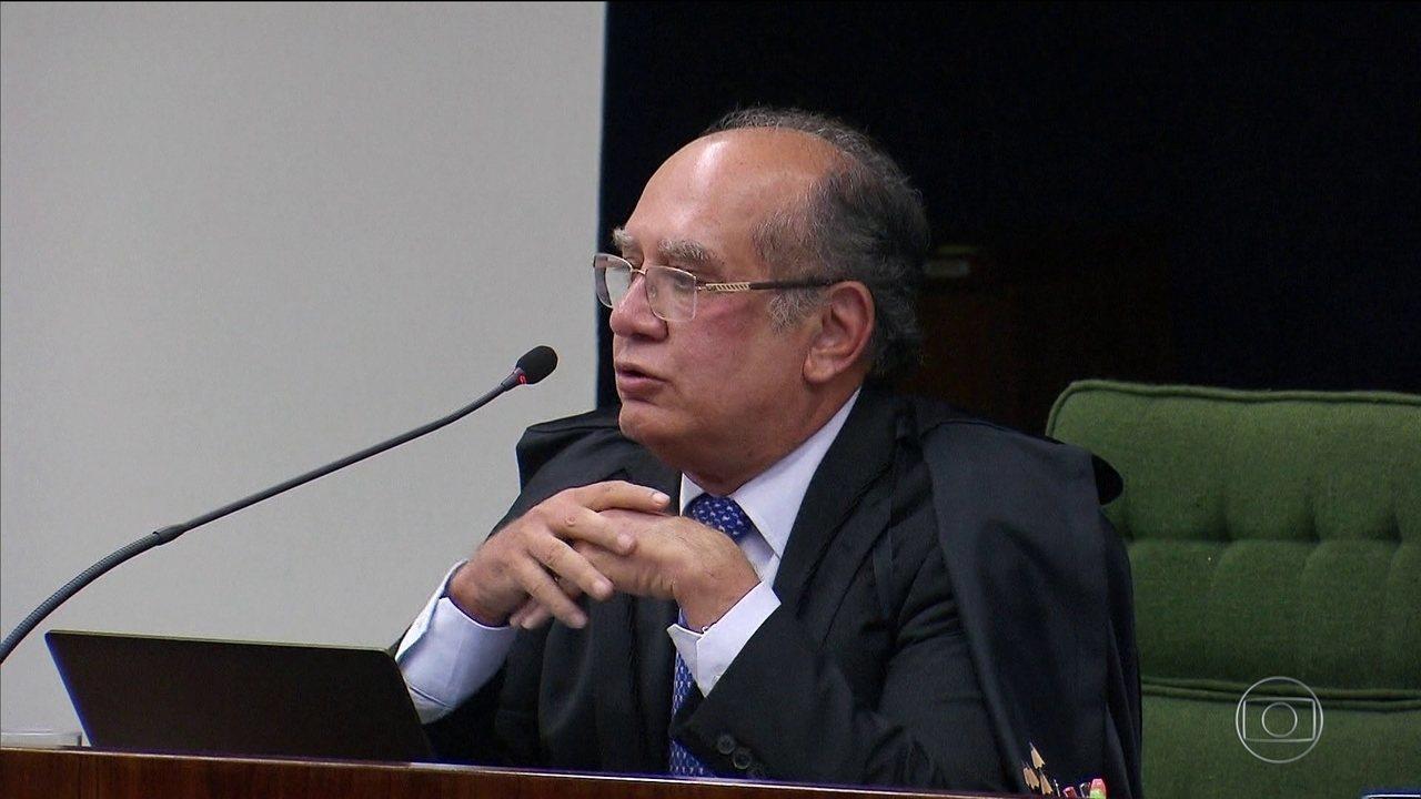 Receita investiga se houve ato ilícito de auditores em relação a Gilmar Mendes