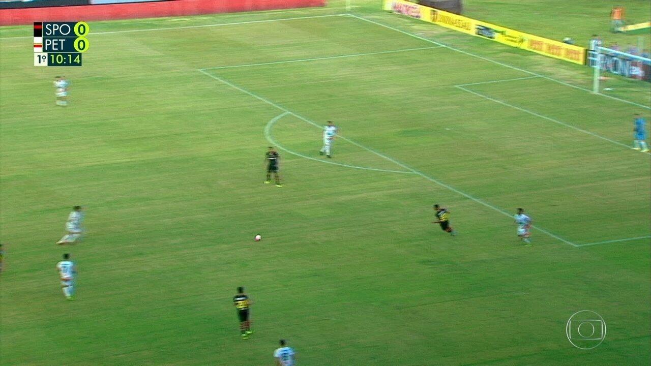 Os gols de Sport 3 a 0 Petrolina