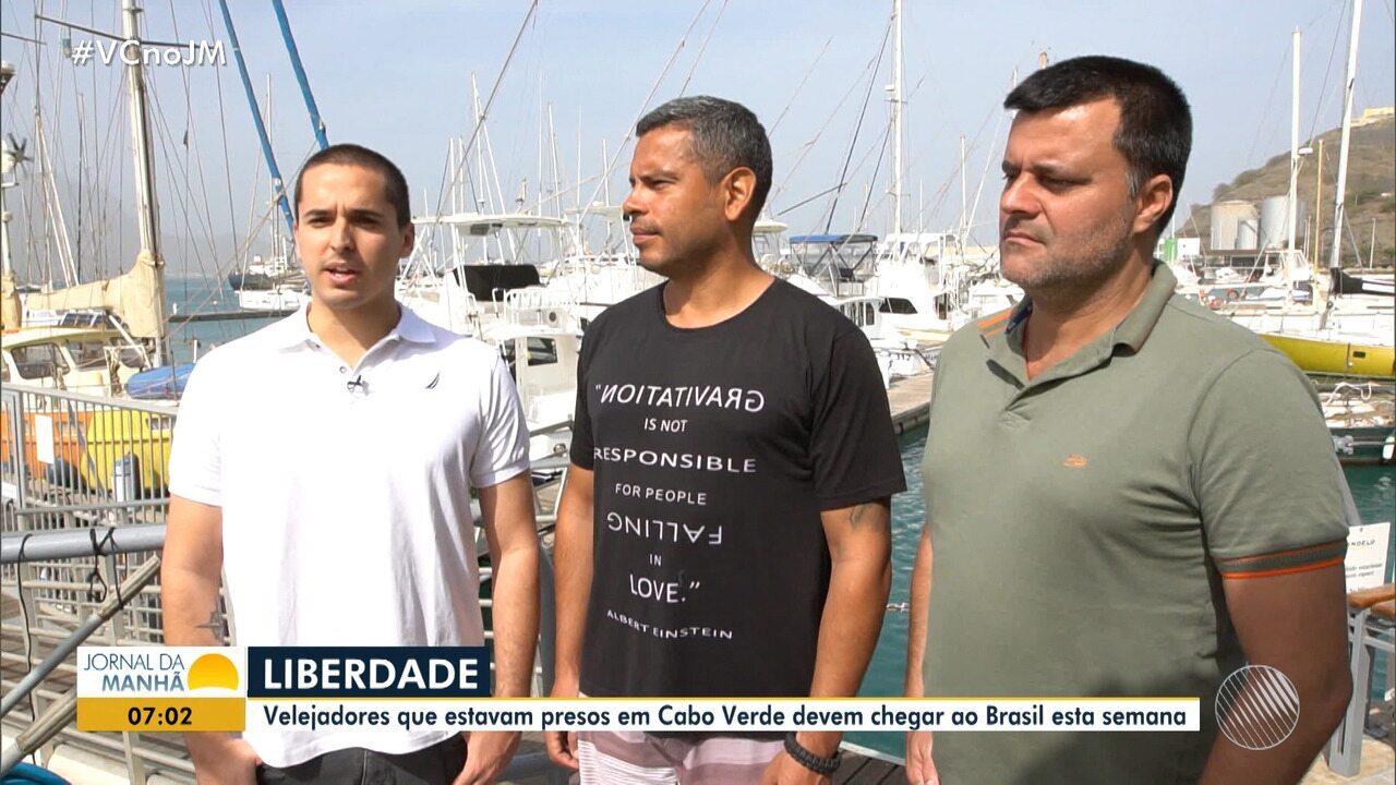 Velejadores brasileiros falam sobre acusação de tráfico internacional de drogas