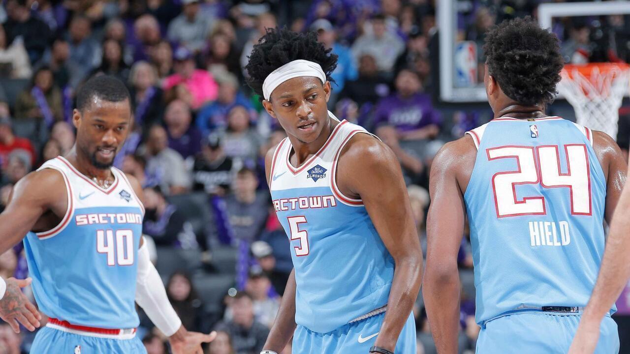 Melhores momentos: Phoenix Suns 104 x 117 Sacramento Kings pela NBA