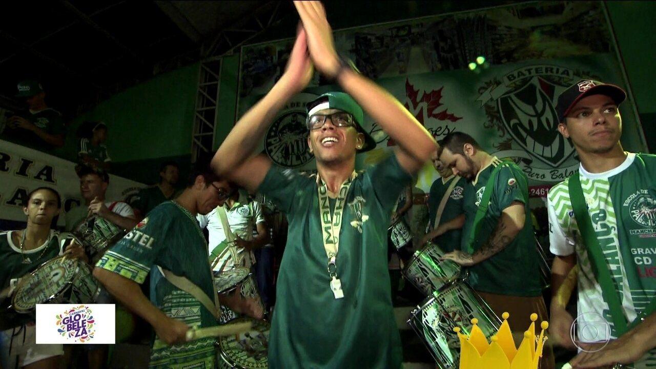 Mancha Verde conta a história de uma princesa africana