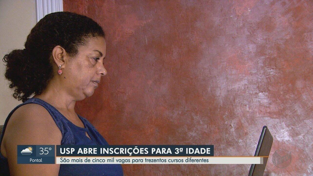 USP abre inscrições de programa com aulas gratuitas para a 3ª idade em Ribeirão Preto